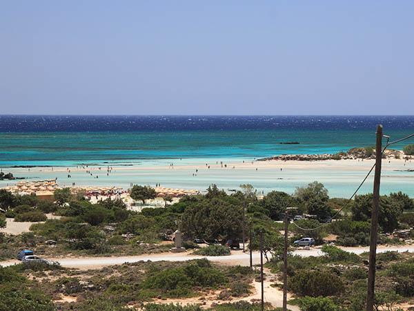 Elafonisi Beach Kissamos