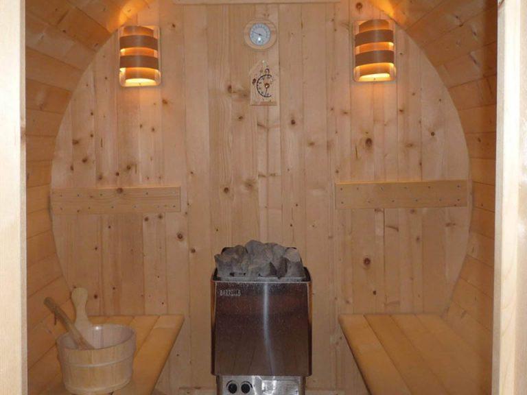 sauna carousel